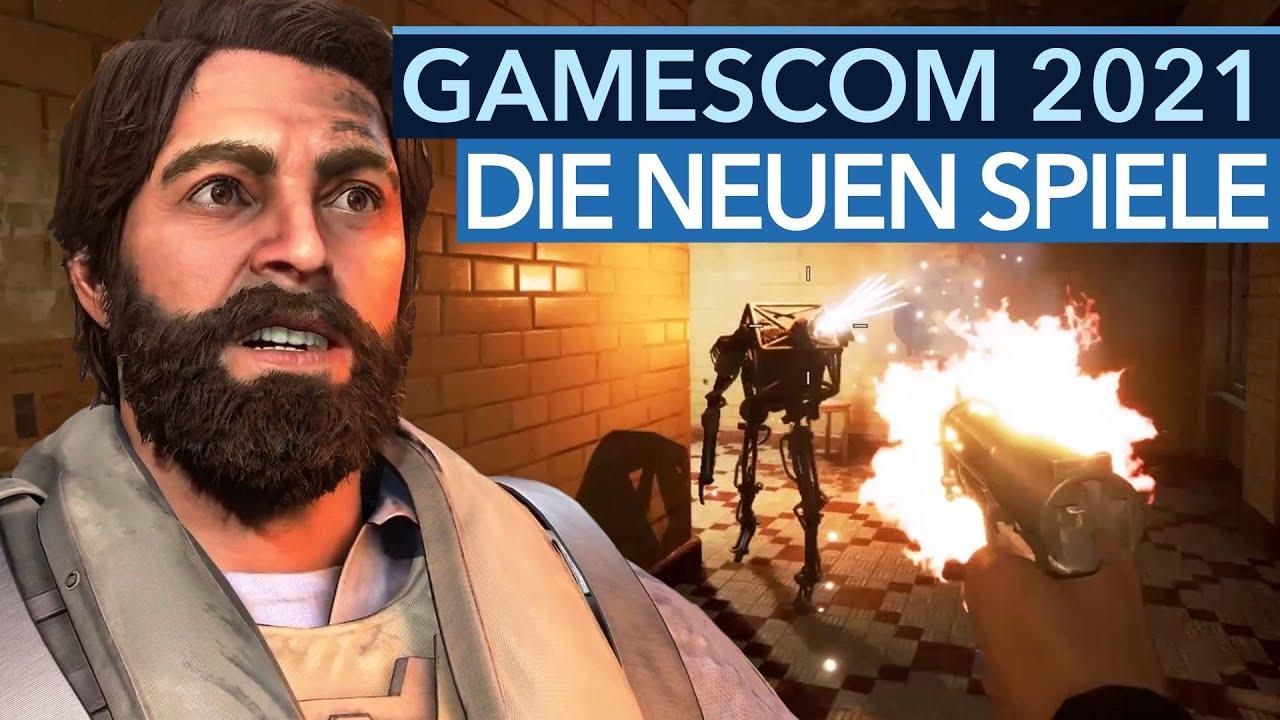 Die Spiele der gamescom 2021: Was wird gezeigt?