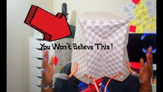 $1200 Louis Vuitton Gm Never Full For $30| IOffer & Aliexpress
