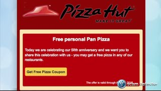 Want a Free Pizza Hut Coupon?