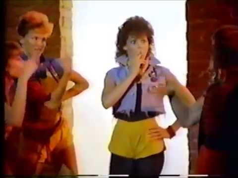 Anti-Smoking PSA -- Very 80's!