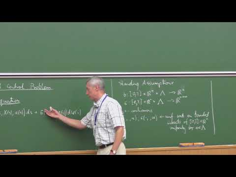 HJB equations, dynamic programming principle and stochastic optimal control 1