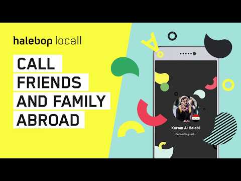 Halebop Locall EN