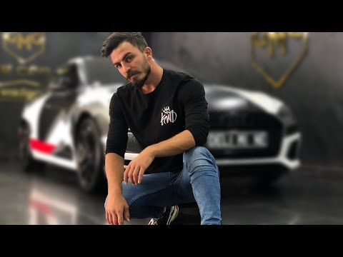 YENİ ARABAMI EFSANE KAPLATTIM! w/ GMG Garage