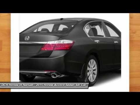 2015 honda accord sedan nanuet ny hn50187 youtube for Honda nanuet ny