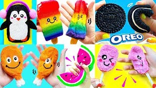 10 DIY SQUISHIES You Need To Try | Easy DIY Stress Relievers