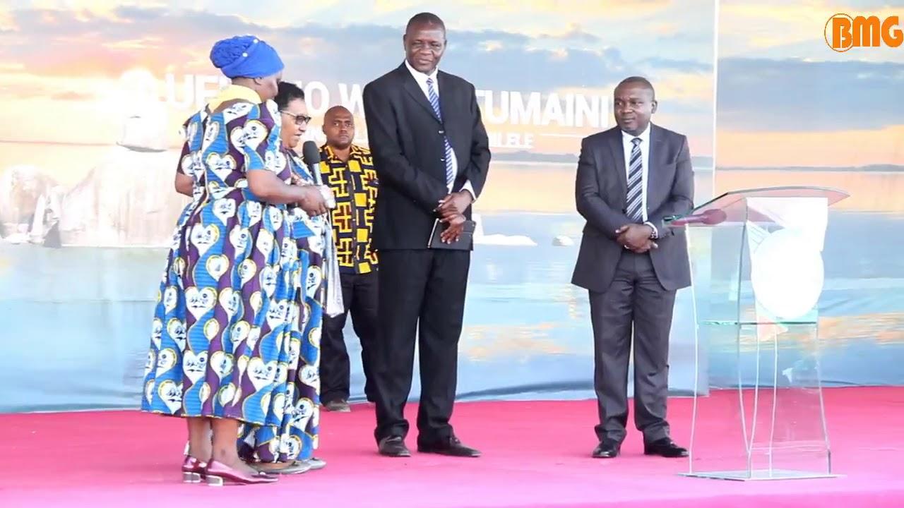 Salamu za RC Mwanza kwenye kilele cha Ufunuo wa Matumaini
