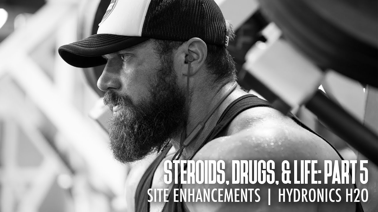 Steroids, Drugs, and Life: Part 5 - Site Enhancements   Hydronics H2O