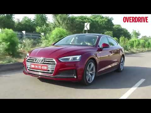 2018 Audi A5 Sportback first drive review in India | OVERDRIVE