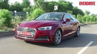 видео Audi A5 Sportback (2017-2018) - фото, цена, характеристики Ауди А5 Спортбек в новом кузове
