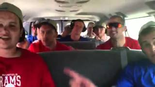 Bluefield v. Harvard Baseball 2012 Ke$ha- Tic Toc cover