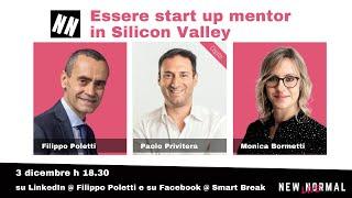 Essere startup mentor in Silicon Valley