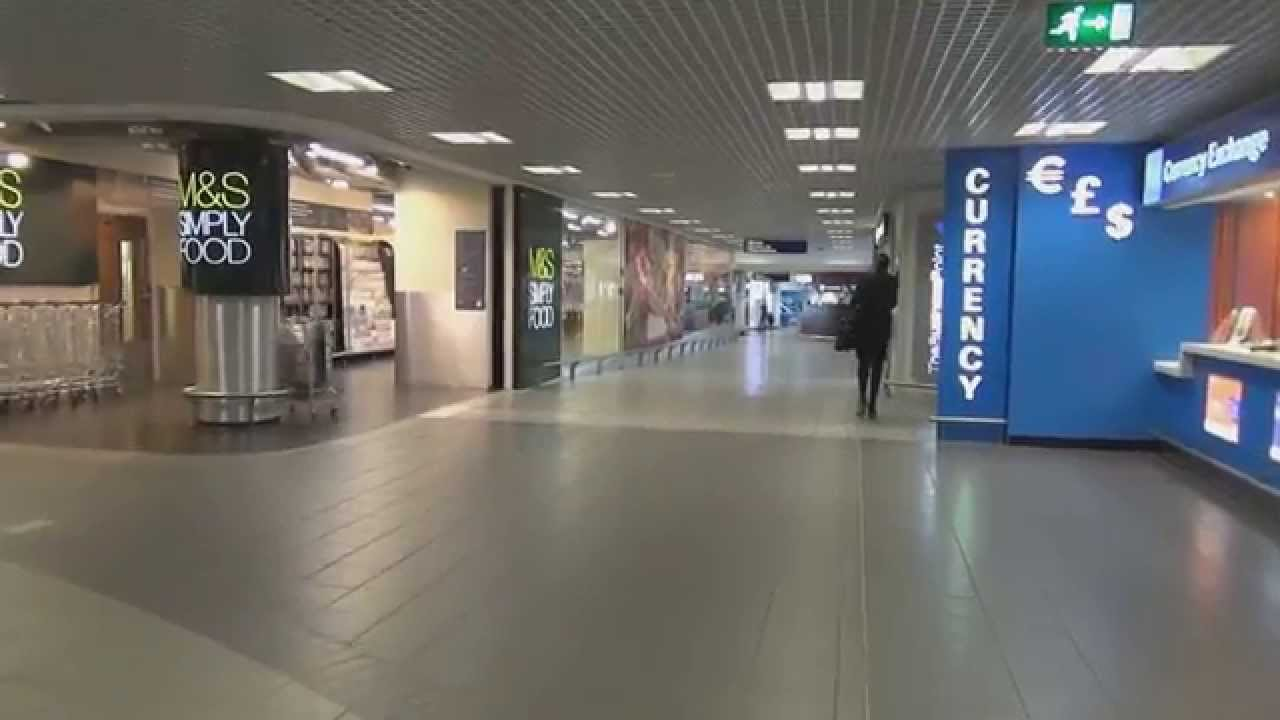 Birmingham(BHX) Airport, Inside terminal, 22/2/14 - YouTube