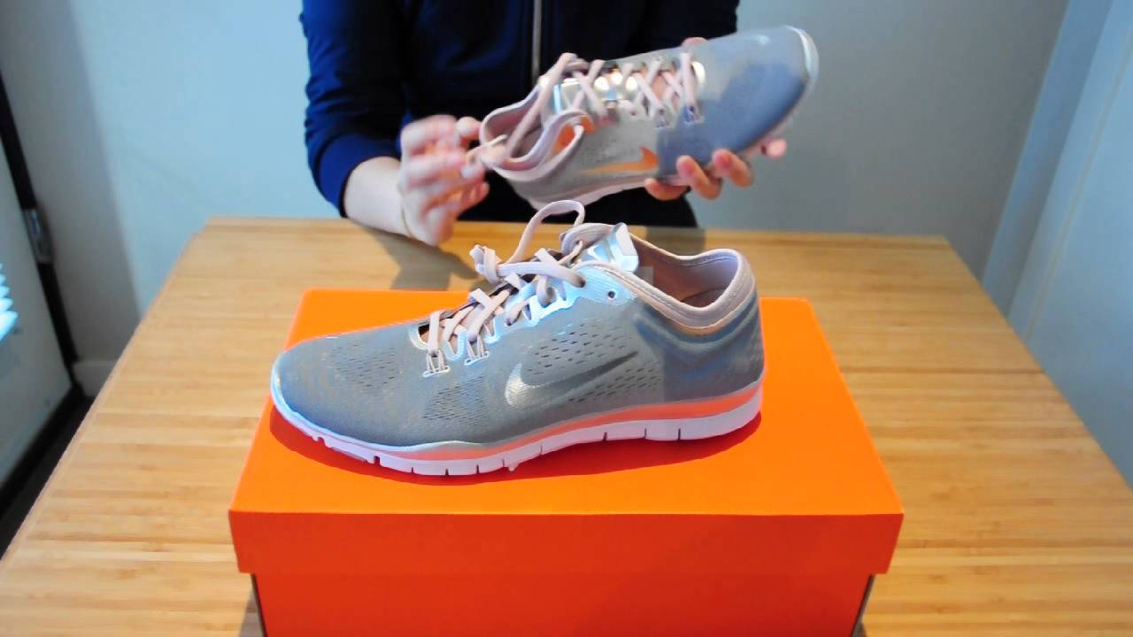 Pedro Lourenco Nike Free 5.0 TR Fit 4 Unboxing  on feet view