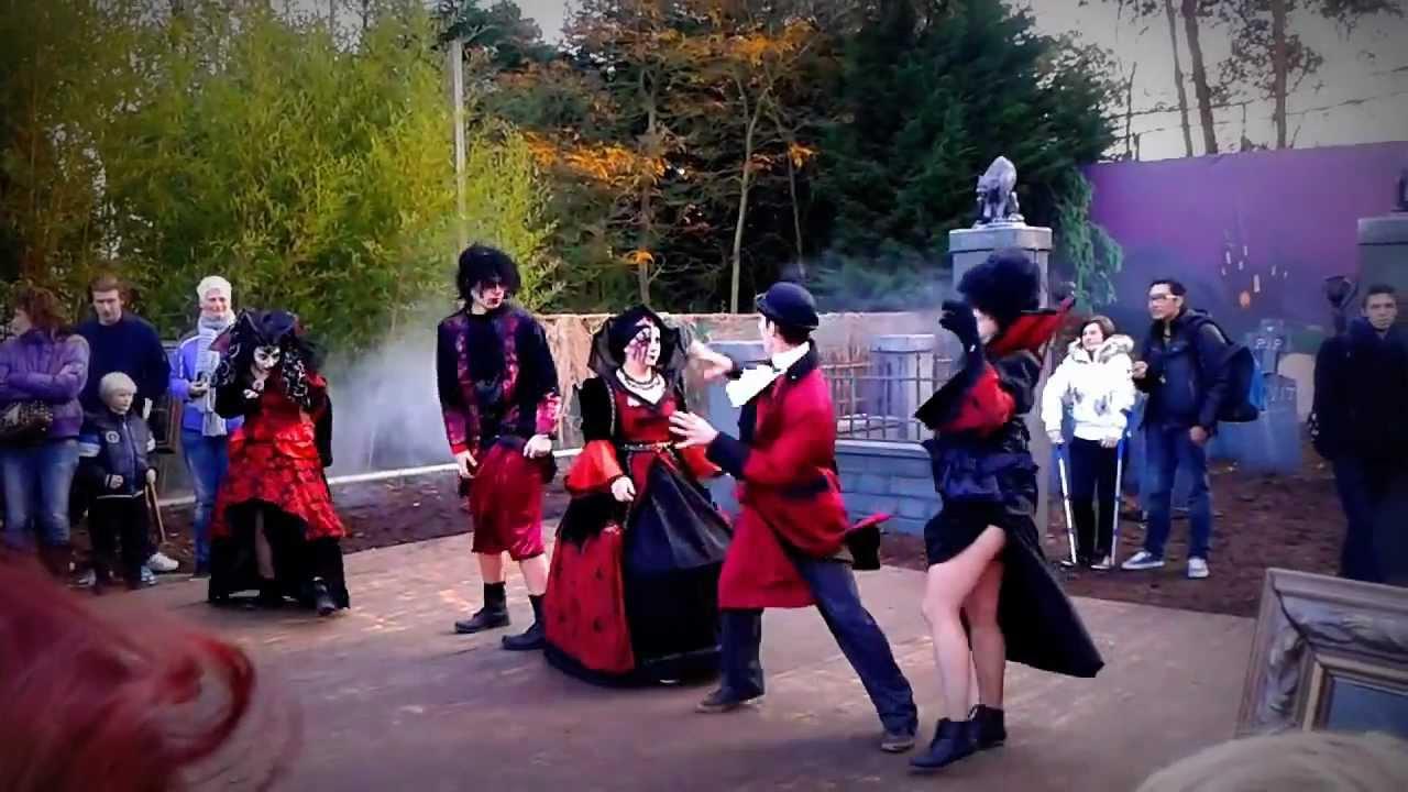 Bobbejaanland Halloween.Bobbejaanland Halloween 2012 Vampire Village