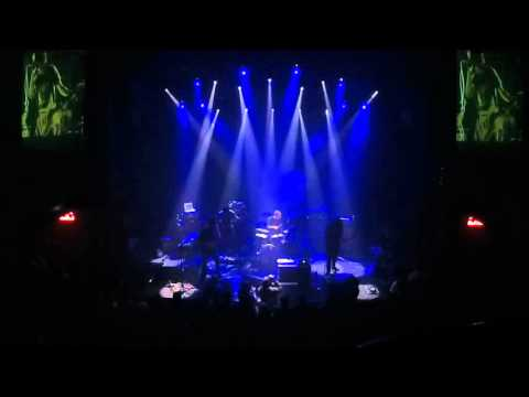 Afformance live at Fuzz club 8/11/2015 supporting Mono and The Ocean