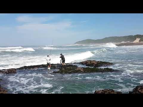 Drop Shot Fishing Eastern Cape