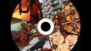 A Buddhist Cosmology of Food