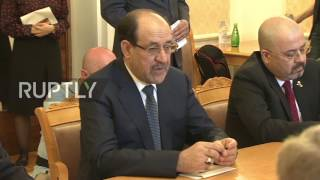 Russia: Iraqi VP thanks Russia for its role in ensuring security in Iraq and Middle East
