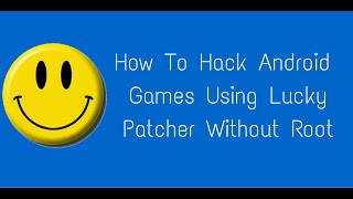 How to Hack and Cheat in any Android Game (NO ROOT)