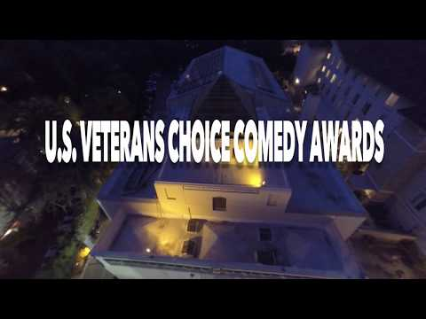 U. S. VETERANS CHOICE COMEDY AWARDS 2016