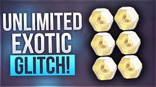 Destiny 2 - NEW UNLIMITED EXOTIC ENGRAMS GLITCH -  Exotic Engram Glitch
