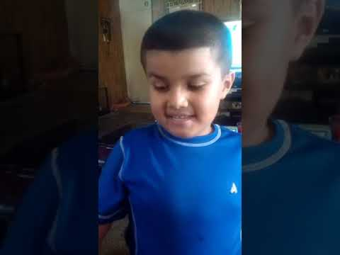 Kid says he knows how to shot a gun!!!!!