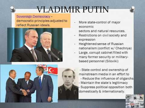 The Russian Federation - AP Comp Gov Review