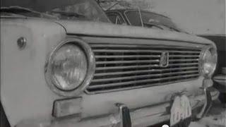 Volga 24 a VAZ 2101 (1971)