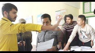 पास बिद्यार्थी फेल भएको भन्दै ल-फडा | सरकारी स्कुलमा छड्के ! बिद्यार्थी भन्दा दोब्बर शिक्षक