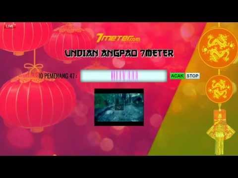UNDIAN ANGPAO 7METER (GONG XI FA CAI)