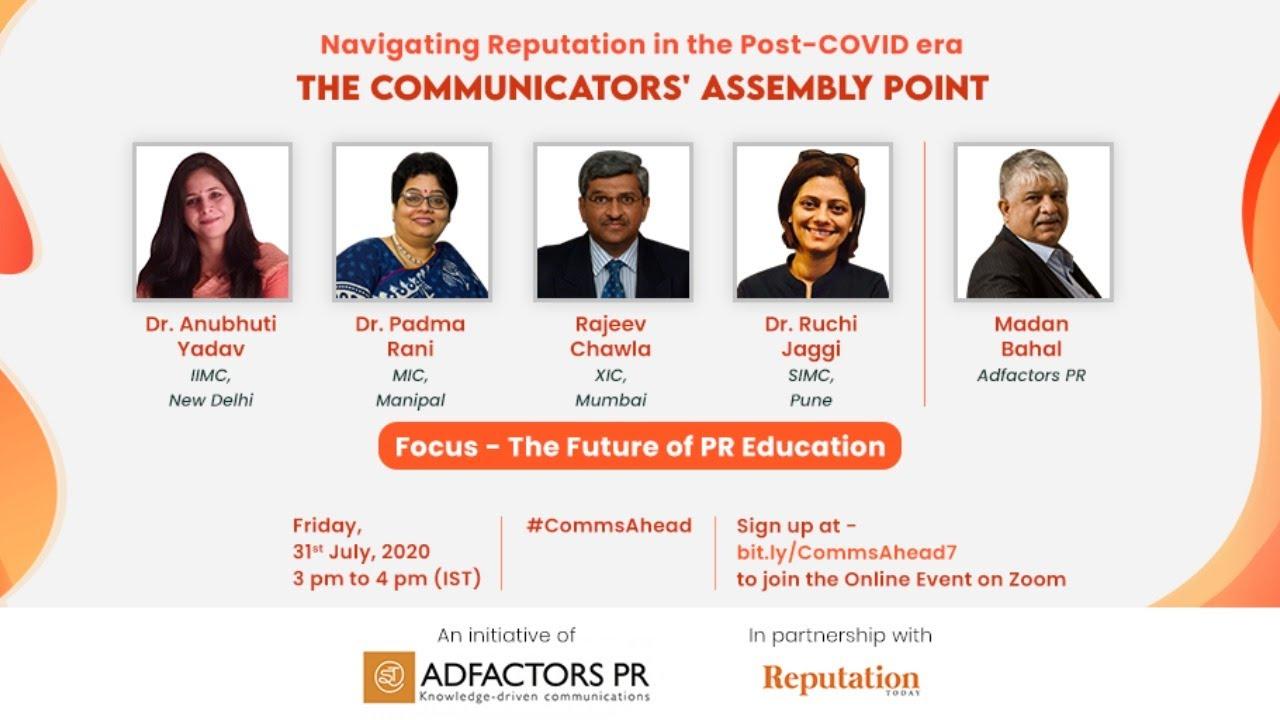 The Communicators' Assembly Point - 7