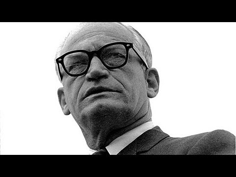 """Father of Conservative """"Extremism"""""""