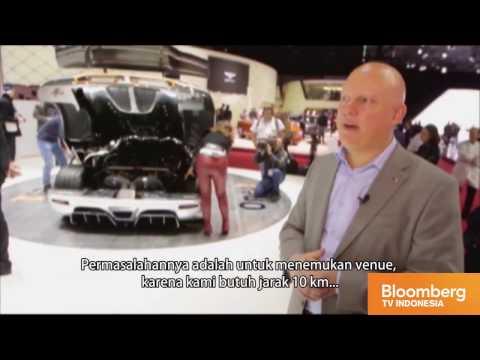 BLOOMBERG PLATINUM EPS 16 - Super Cars
