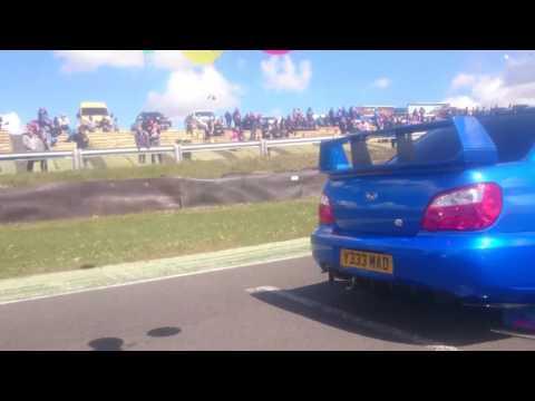 Scottish Subaru Owners Club, Knockhill Lap Memorial For Kevin Parkinson