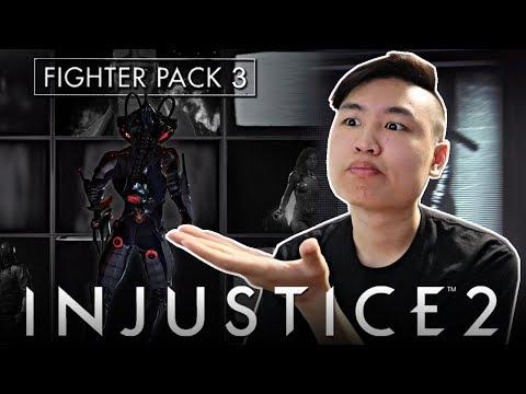 "Injustice 2: ""Leaked"" Fighter Pack 3 Trailer Description Breakdown..."