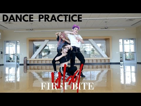 First Bite - 비켜 (Move Over) Mirrored Dance Practice