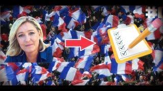LES PROMESSES DE MARINE LE PEN ! (Geopolitical Simulator 4 FR) #1