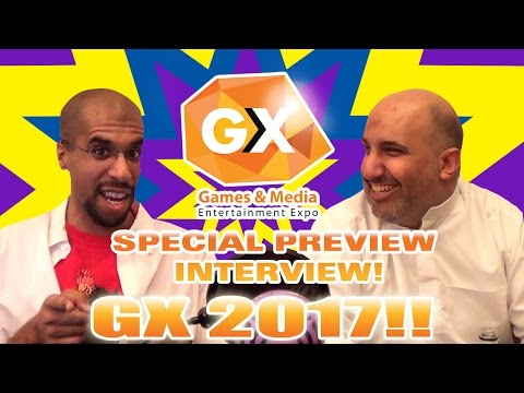 Special Preview Interview GX 2017 Kuwait!