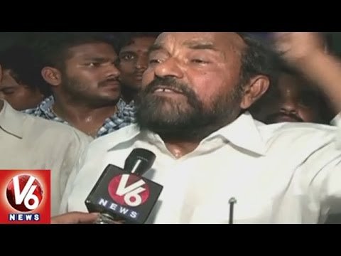 Gangster Nayeem Links Creates High Tension in Political Leaders | V6 News