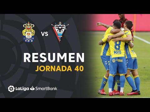 Las Palmas Mirandes Goals And Highlights