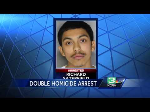 Second suspect arrested in South Sacramento double shooting