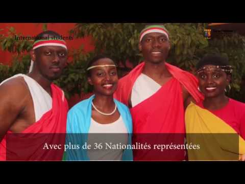 Strathmore International student stories -  Armand from DR Congo