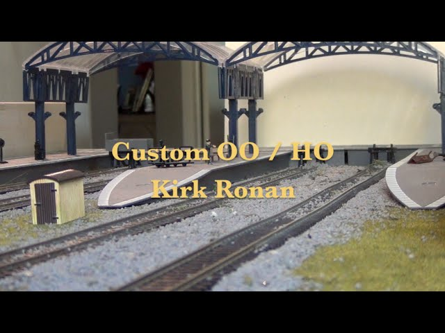 Custom OO / HO Thomas & Friends Kirk Ronan + A Better View For Gordon Clip Remake
