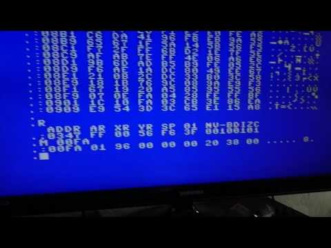 Commodore 64 data through cassette port development Part 1/7