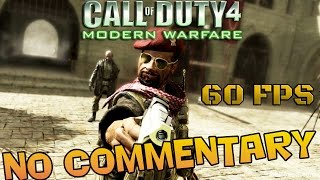Call of Duty: Modern Warfare - Full Game Walkthrough 【NO Commentary】
