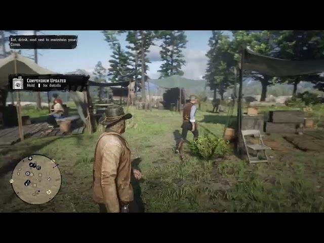 Red Dead Redemption 2 - Gameplay - Part 1