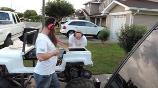 Kenbar Jeep Go Kart Build Pt.14
