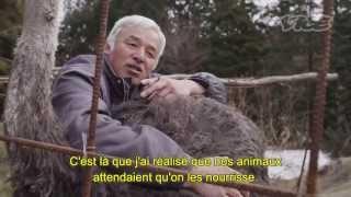 Naoto Matsumura, fermier de 53 ans, est né et à grandi à Tomioka, d...