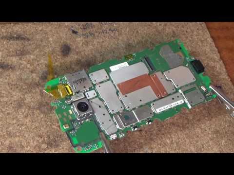 Motorola Moto G XT1032 ...не читает sim