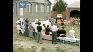 Чечня. Самая первая послевоенная свадьба ... Репортаж